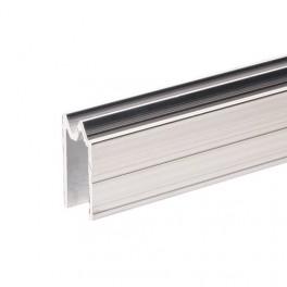Aluminium-Hybrid-Schließprofil, 10 mm (Länge 200 cm)
