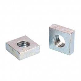Vierkante moer voor aluminium rackprofiel (schuifsysteem), 20 stuks