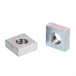Vierkante moer voor aluminium rackprofiel (schuifsysteem), 50 stuks