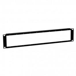 19 inch universeel frame 2U voor connectoren