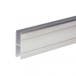 Aluminium h profiel 4 mm