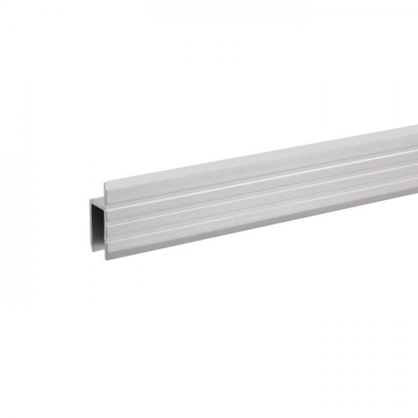 aluminium h profiel 9 5 mm 1x 200 cm lengte www. Black Bedroom Furniture Sets. Home Design Ideas