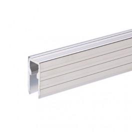 U-profiel 9,5 mm (basis voor tussenschot) (1x 200 cm)