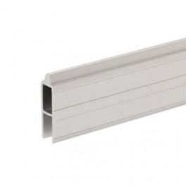 Easy case profilé d'emboîtement aluminium mâle (longueur 99 cm)