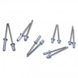 Pop-Rivets (100 pieces) 4,8 mm x 15 mm