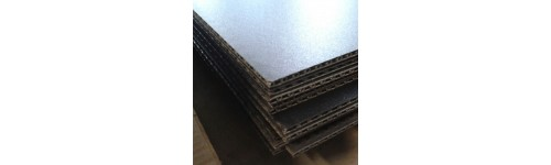 Plastic sheet 7 mm