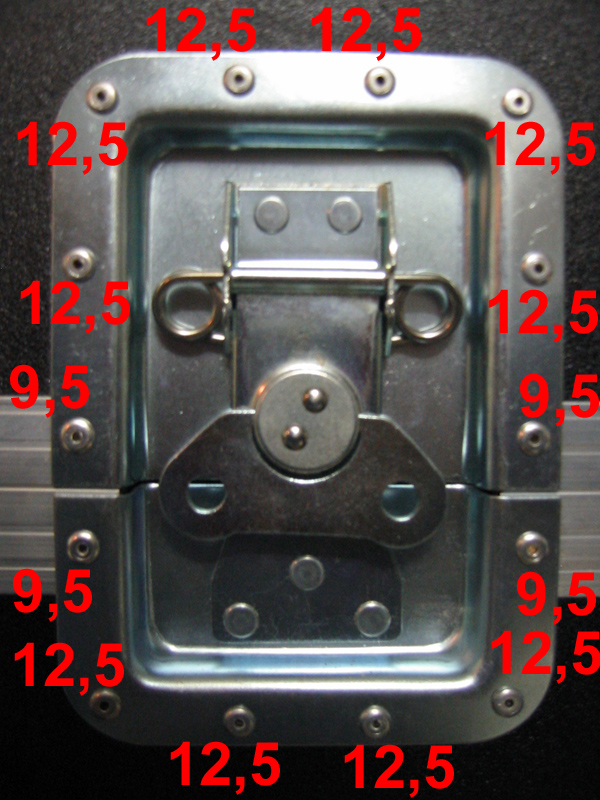 Which Rivets Do You Need For Your Flight Case And How Many Www