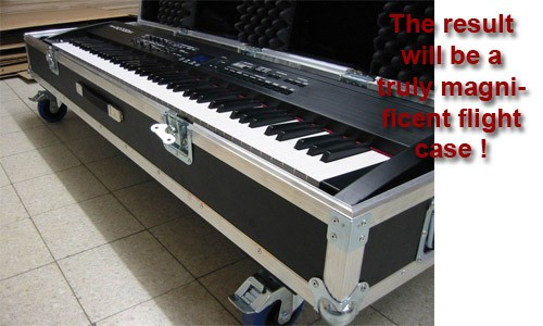 Flightcase Optimale Ergebnisse